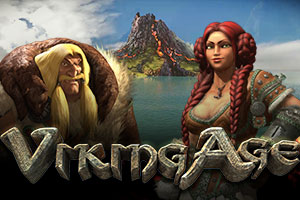 Free play slot game - Viking Age